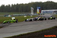 Smallcars på Gelleråsen Arena