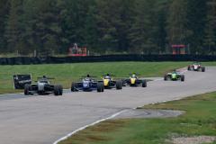 Porsche & Formula Nordic i Anderstorp
